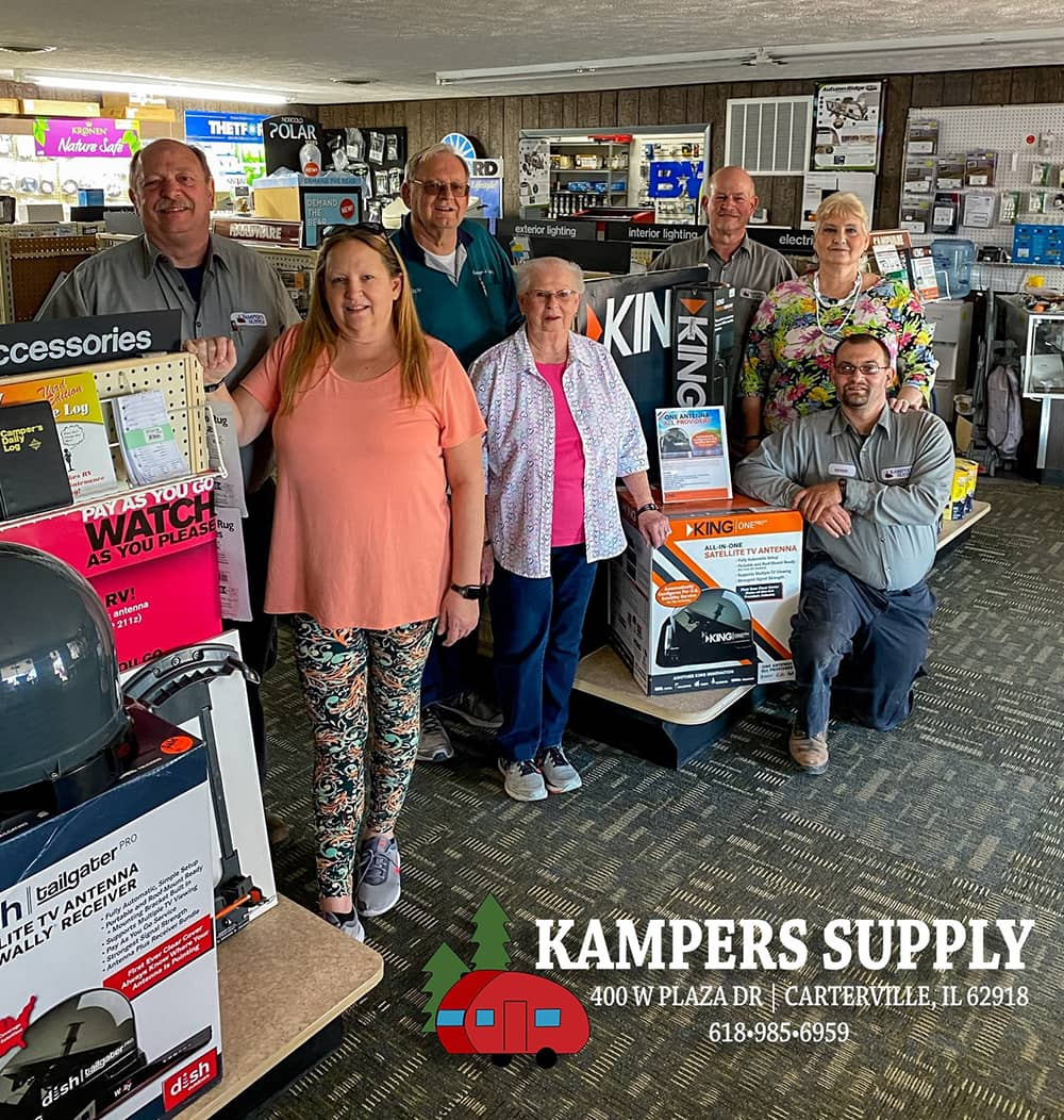 Kampers Supply Family